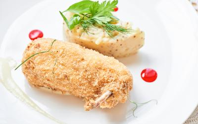 Asiago Dijon Chicken