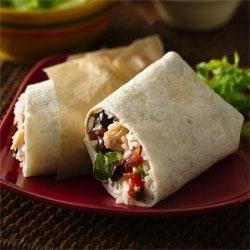 Black and White Burritos